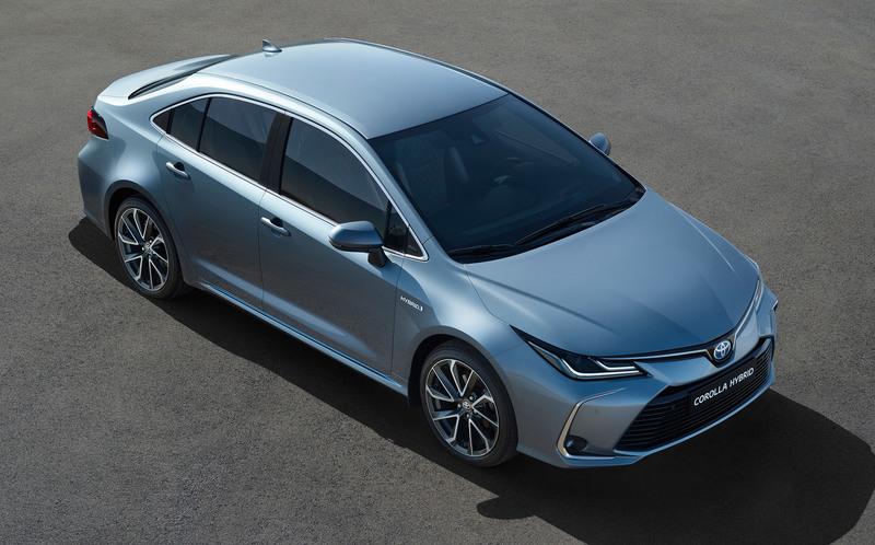 Рассекречен дизайн новой Toyota Corolla