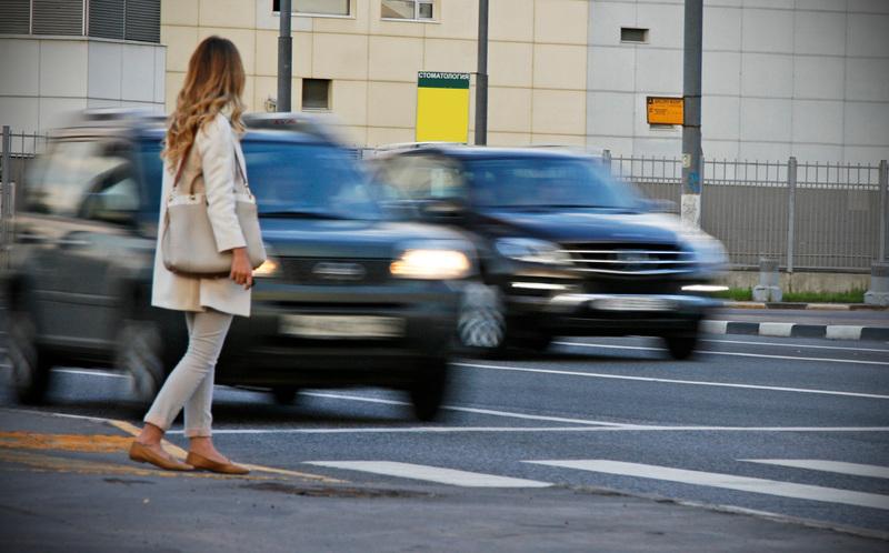 Как работают камеры фиксации нарушений на пешеходных переходах