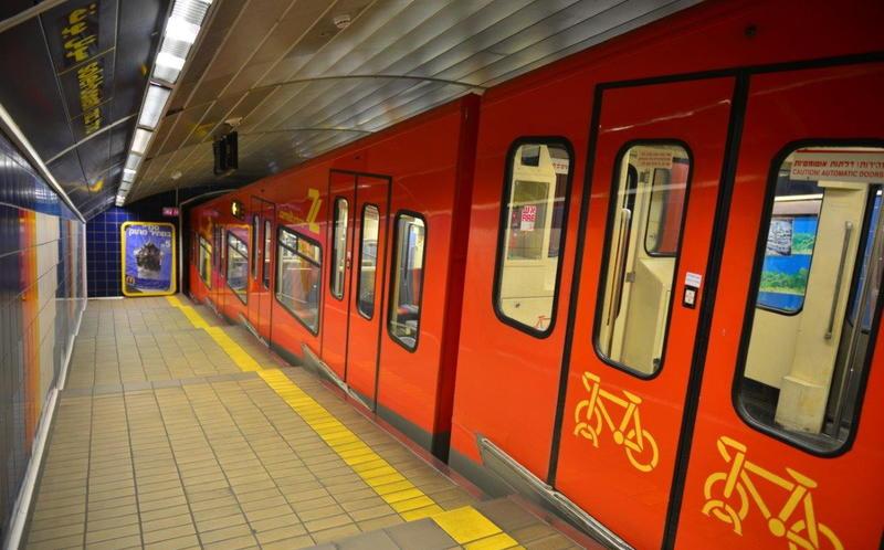Необычный городской транспорт