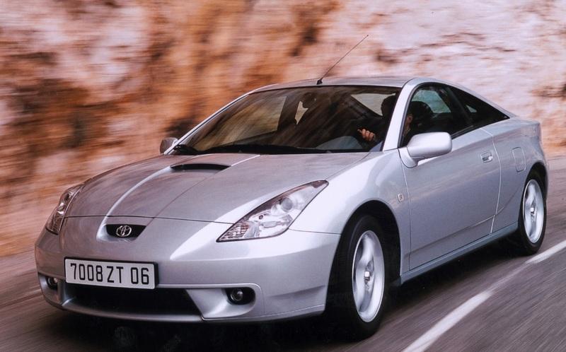 Запчасти Toyota Celica