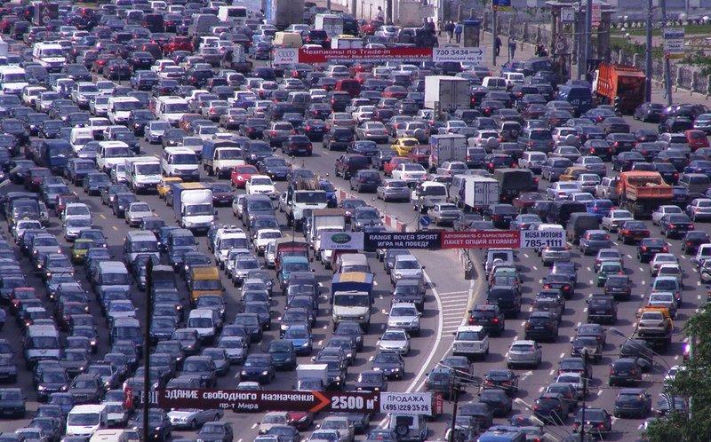 Когда в Москве исчезнут автомобильные пробки?