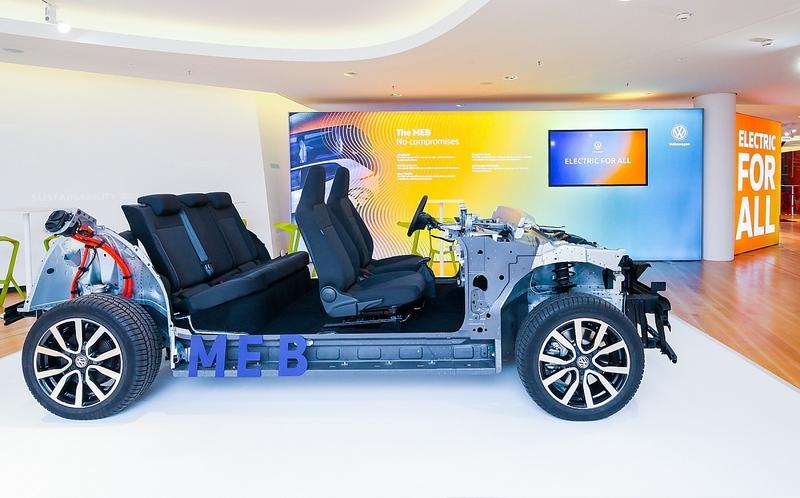 Volkswagen решил завалить весь мир дешевыми электромобилями