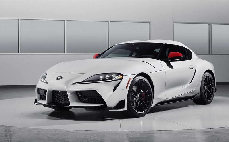 Toyota возрождает легендарную Supra