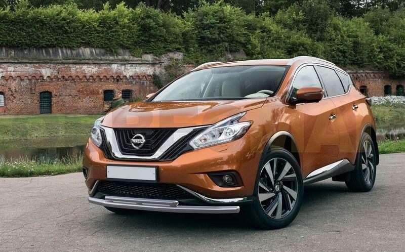 Купить запчасти Nissan Murano
