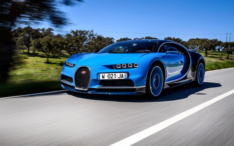 Эволюция скорости – самые быстрые автомобили в мире