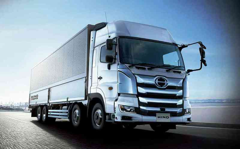 Запчасти для японских грузовиков