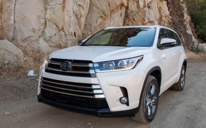 Запчасти Toyota Highlander (Тойота Хайлендер)