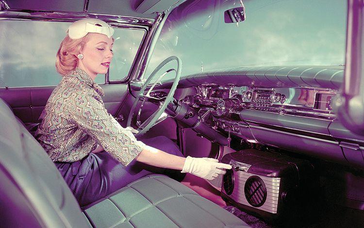 История создания автомобильного кондиционера