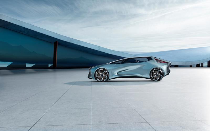 Представлен инновационный концепт Lexus