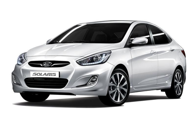 Автозапчасти Hyundai Solaris