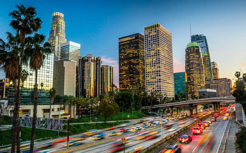 Новинки автосалона в Лос-Анджелесе