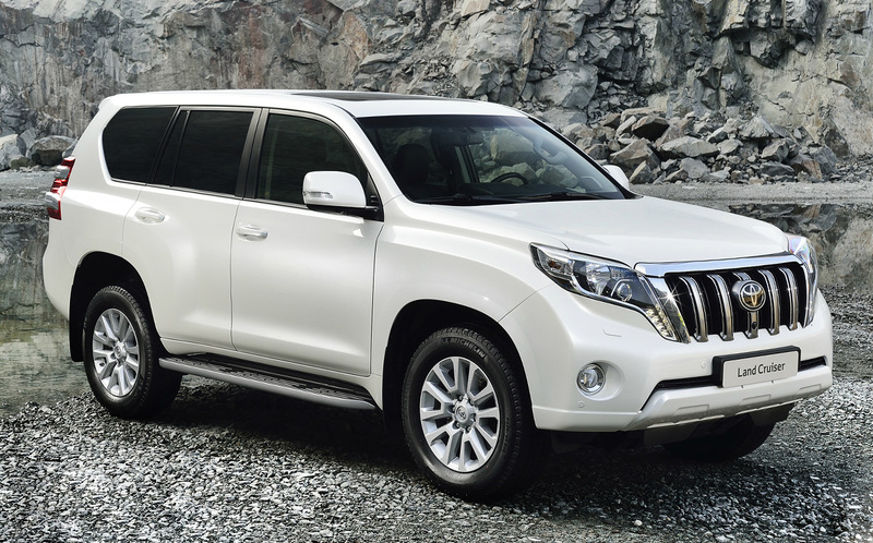 Запчасти Toyota Land Cruiser Prado