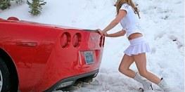 Как правильно завести машину в мороз