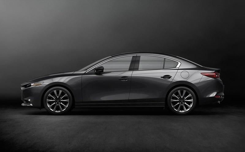 Запчасти для Mazda 3