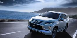 Весной в Россию приедет обновленный Mitsubishi Pajero Sport