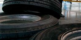 С 1 ноября вводится обязательная маркировка шин
