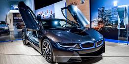 Последний экземпляр BMW i8 сошел с конвейера