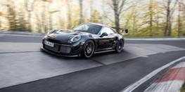 Porsche побил рекорд Нюрбургринга