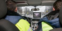 ГИБДД планирует скрытно патрулировать дороги на стандартных машинах