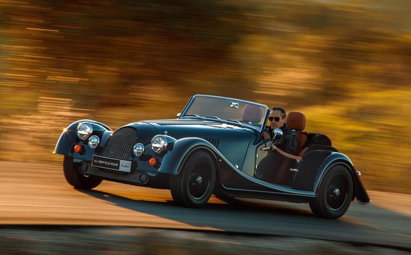 Британская марка Morgan обновила свой родстер впервые за 70 лет