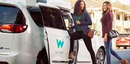 Как выглядит поездка внутри полностью автономного такси Waymo