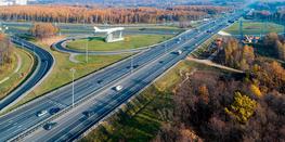 Автомагистрали поедут быстрее