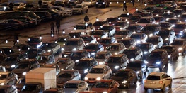 По количеству автомобилей Россия достигла уровня ведущих стран
