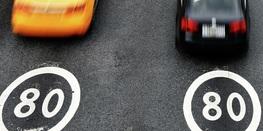 Возобновилась дискуссия о снижении нештрафуемого порога скорости