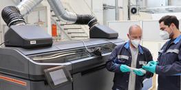 Volkswagen планирует использовать 3D печать в серийном производстве